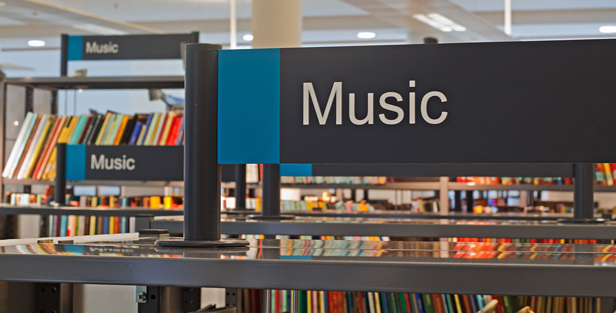Library Music Programs